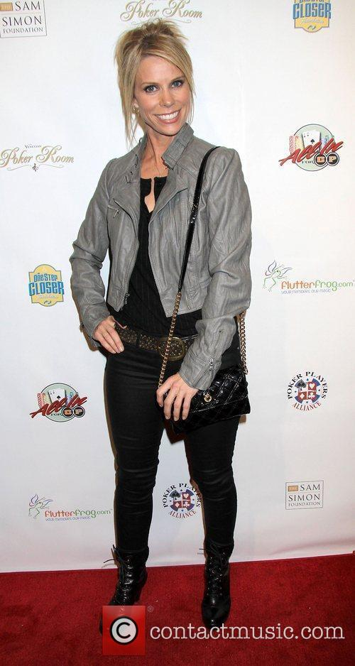 Cheryl Hines All In For CP Celebrity Charity...