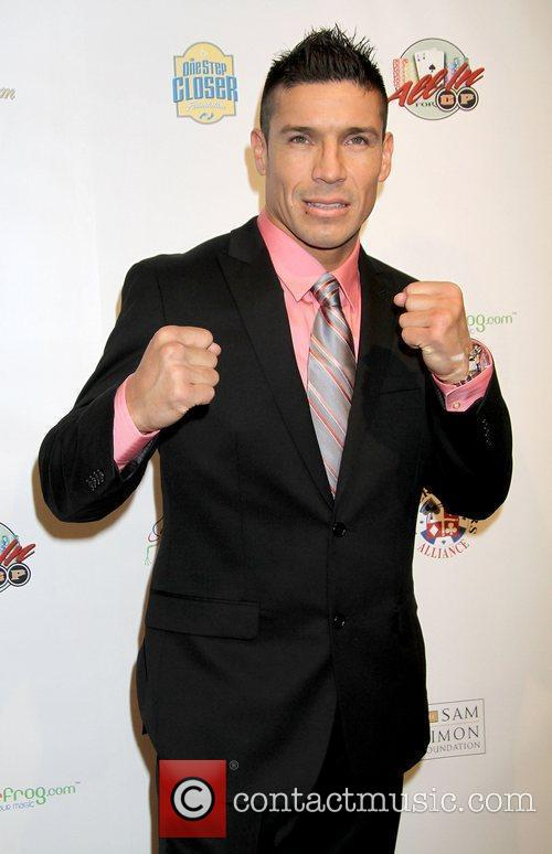 Sergio Martinez All In For CP Celebrity Charity...