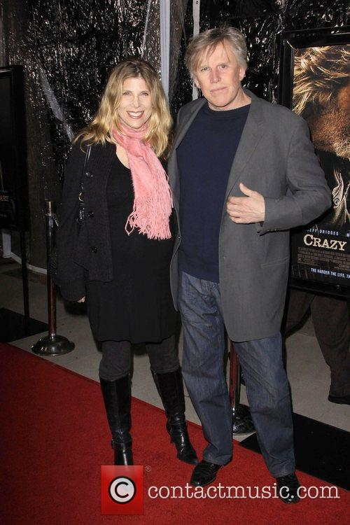 Gary Busey and Pregnant Girlfriend Stephanie 2