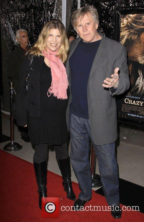 Gary Busey and Pregnant Girlfriend Stephanie 1