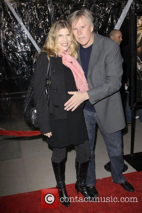 Gary Busey and Pregnant Girlfriend Stephanie 3