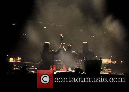 Creamfields electronic music festival - day two