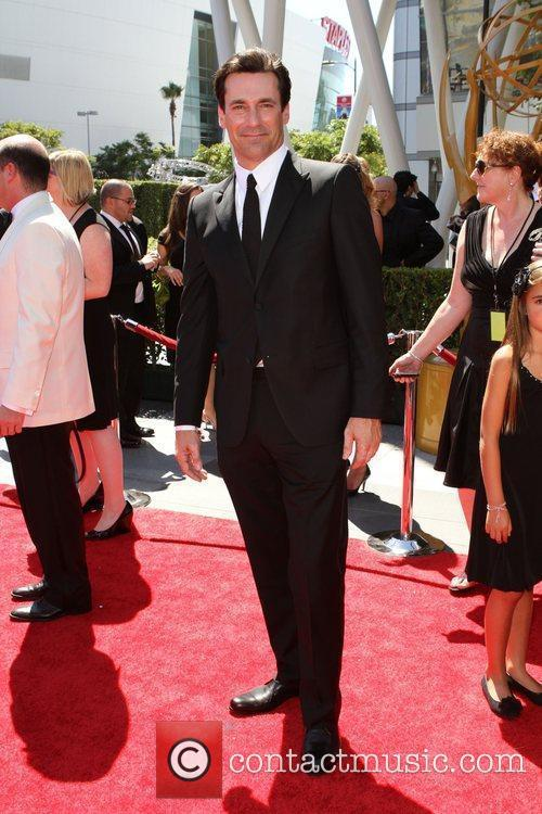 Jon Hamm, Emmy Awards
