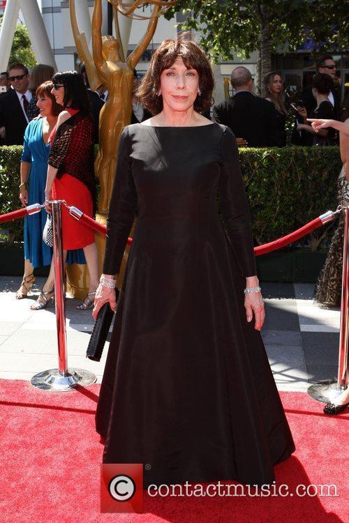 Lily Tomlin 2010 Creative Arts Emmy Awards held...