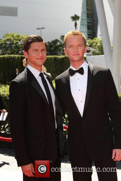 David Burtka and Neil Patrick Harris 2