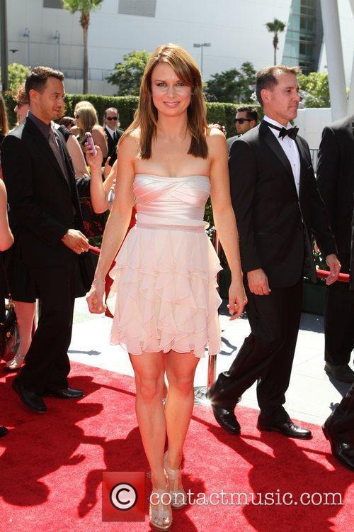 2010 Creative Arts Emmy Awards held at Nokia...