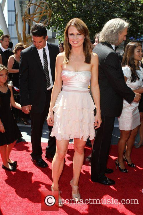 Guest 2010 Creative Arts Emmy Awards held at...