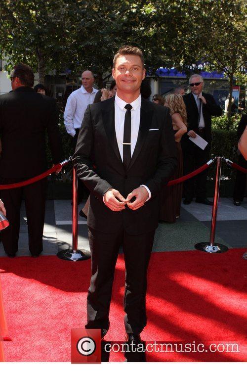 Ryan Seacrest 2010 Creative Arts Emmy Awards held...