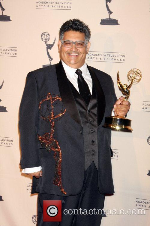 Rodney Munoz 2010 Creative Arts Emmy Awards held...