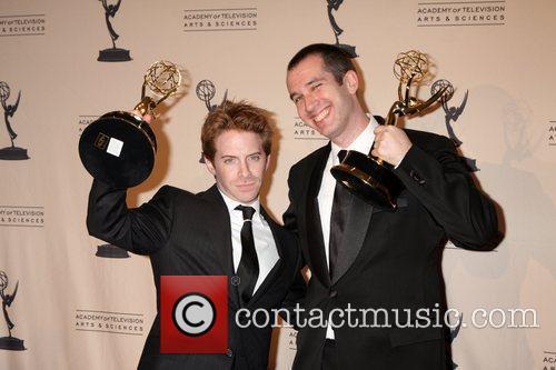 Seth Green & Matthew Senreich 2010 Creative Arts...