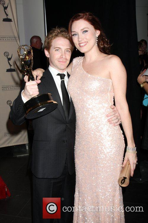 Seth Green and Claire Grant 1