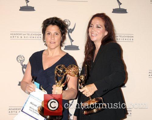 Wendy Melvoin & Lisa Coleman 2010 Creative Arts...
