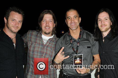 Brian Marshall and Scott Stapp 2