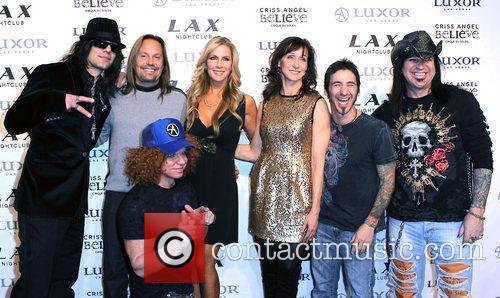 Criss Angel, Vince Neil, Alicia Jacobs, Renee West,...