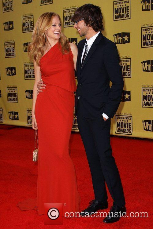 Heather Graham, boyfriend Yaniv Raz