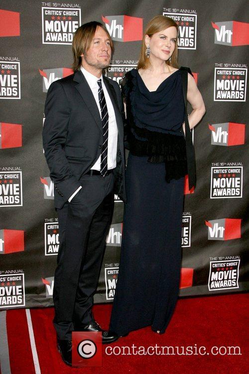 Keith Urban, Nicole Kidman and Palladium 1