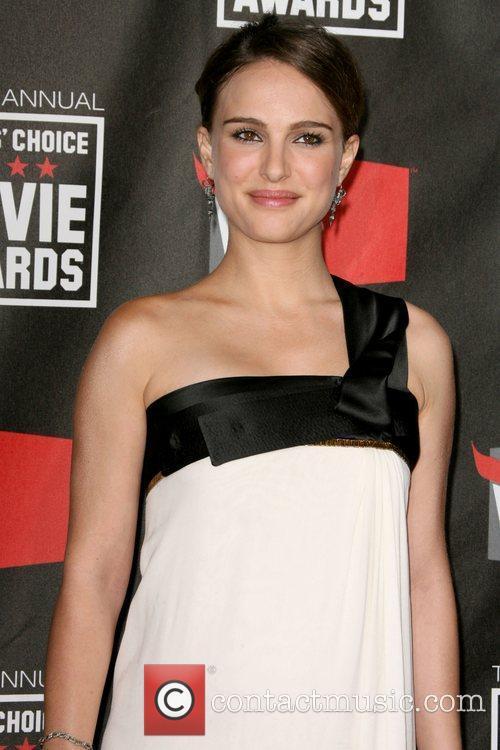 Natalie Portman 16th Annual Critics' Choice Awards held...