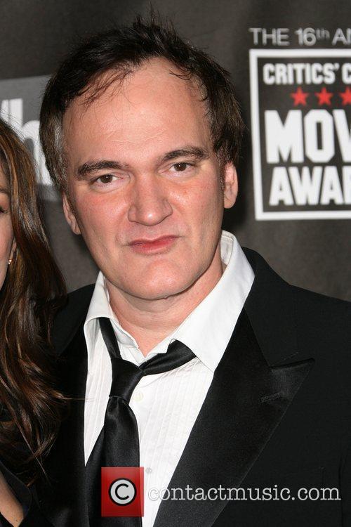 Quentin Tarantino and Palladium 3