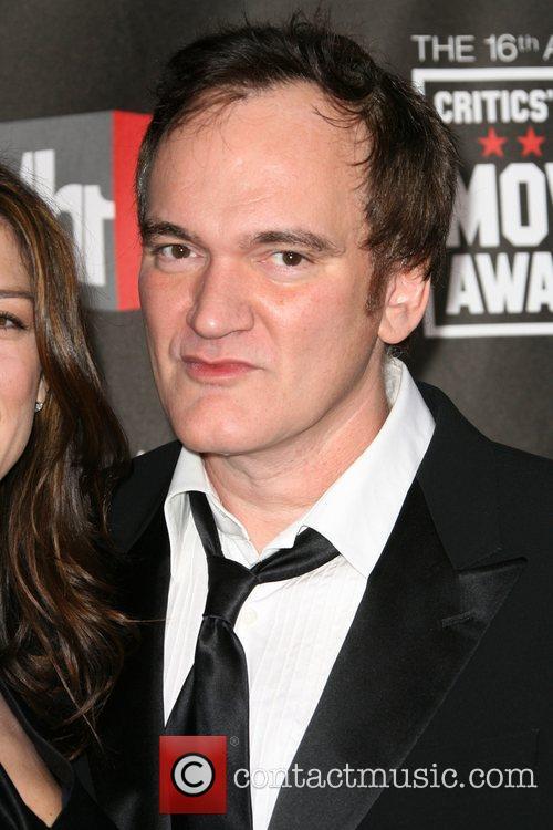 Quentin Tarantino and Palladium 2