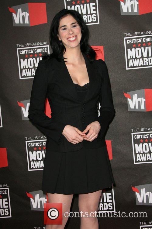 Sarah Silverman 16th Annual Critics' Choice Awards held...