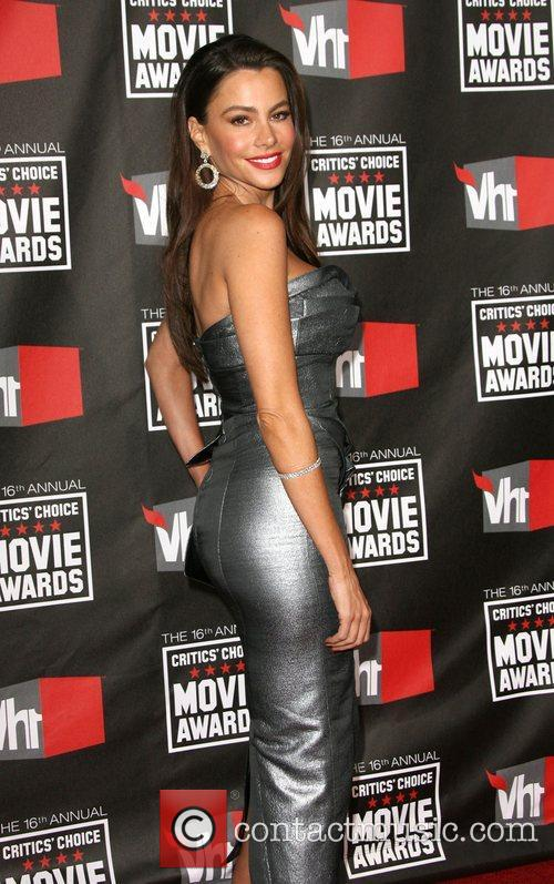 Sofia Vergara, Palladium, Critics' Choice Awards