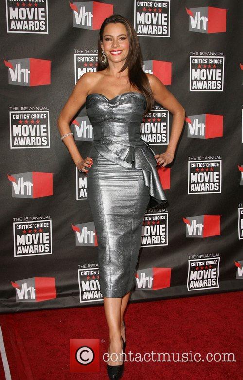 Sofia Vergara 16th Annual Critics' Choice Awards held...