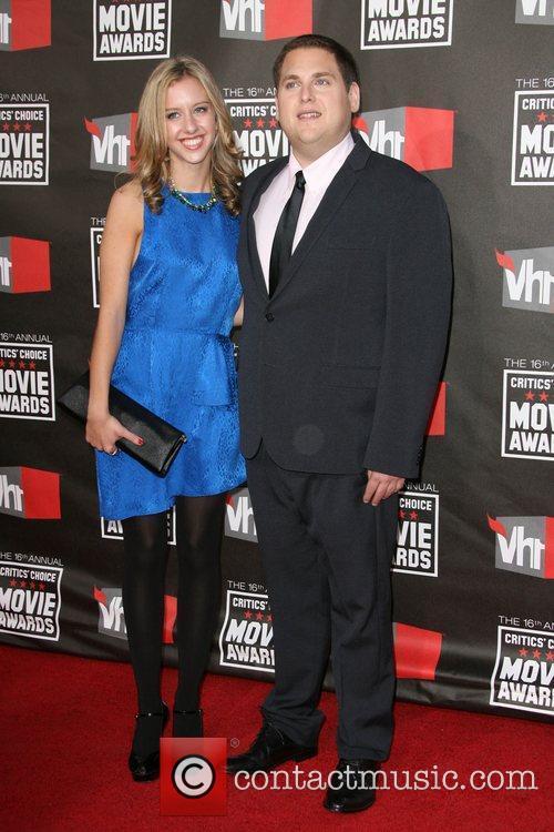 Jonah Hill 16th Annual Critics' Choice Awards held...