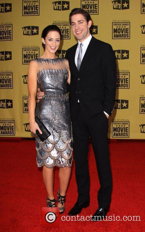 15th Annual Critics' Choice Movie Awards at the...