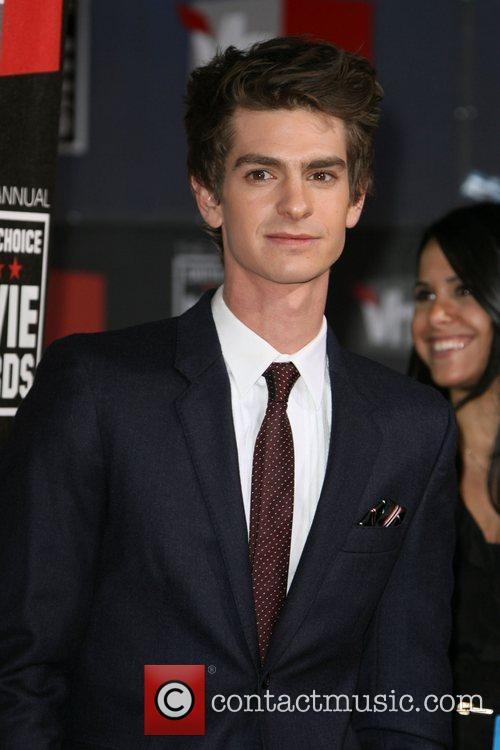 Andrew Garfield 16th Annual Critics' Choice Awards held...