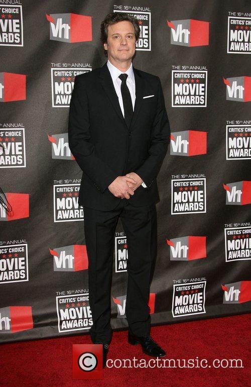 Colin Firth 16th Annual Critics' Choice Awards held...