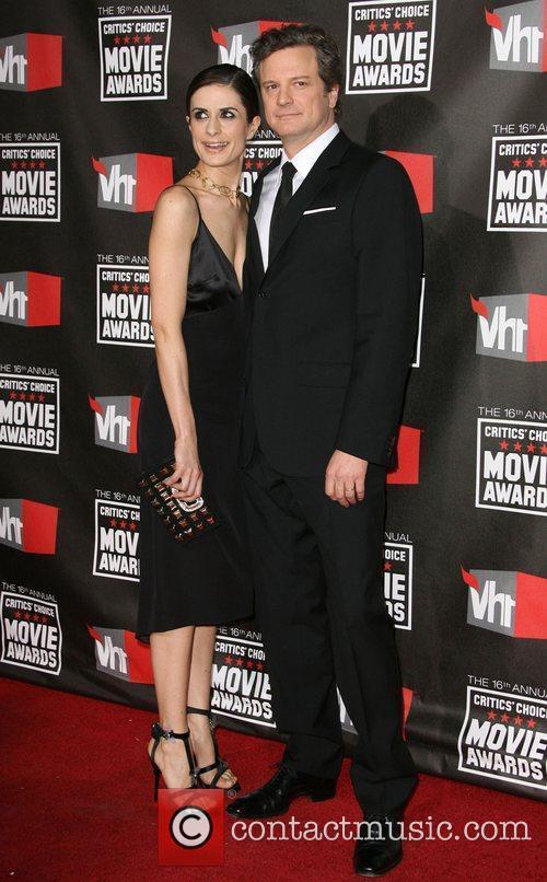Colin Firth and wife Livia Giuggioli  16th...