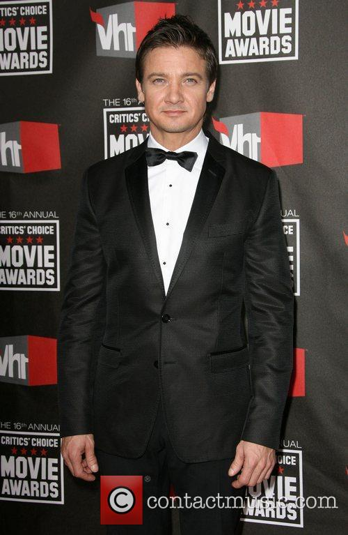 Jeremy Renner 16th Annual Critics' Choice Awards held...