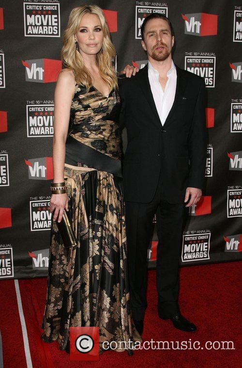 Leslie Bibb and Sam Rockwell 16th Annual Critics'...