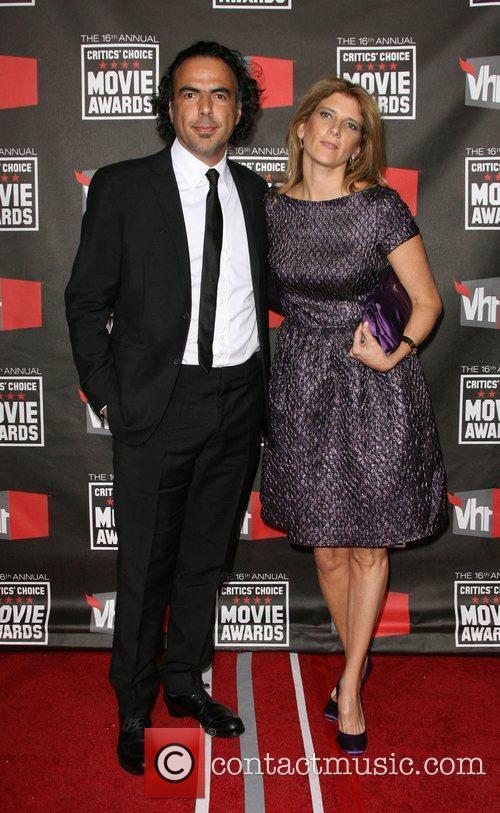 Alejandro Gonzalez and Guest 16th Annual Critics' Choice...