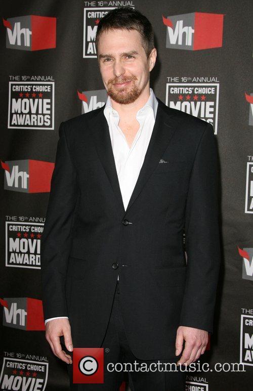 Sam Rockwell 16th Annual Critics' Choice Awards held...