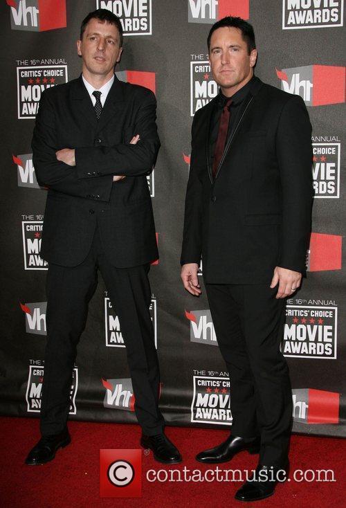 Atticus Ross and Trent Reznor 16th Annual Critics'...