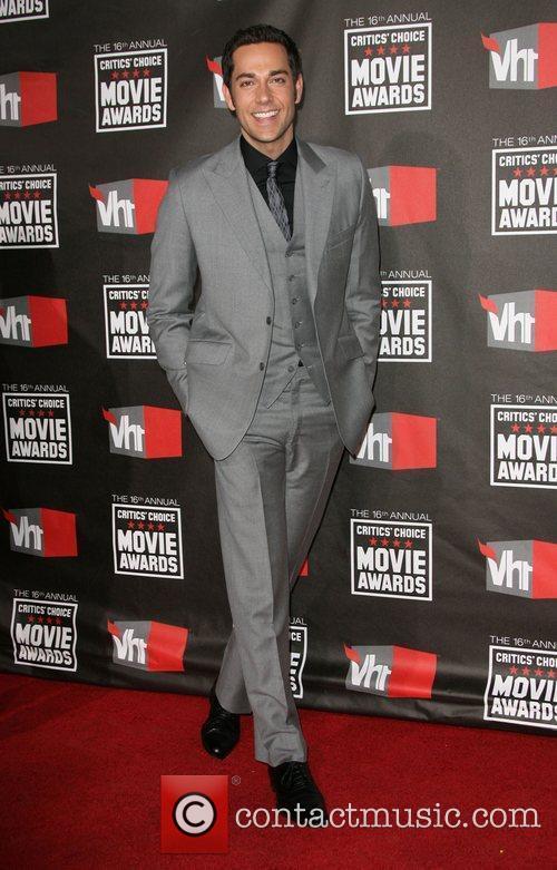 Zachary Levi 16th Annual Critics' Choice Awards held...
