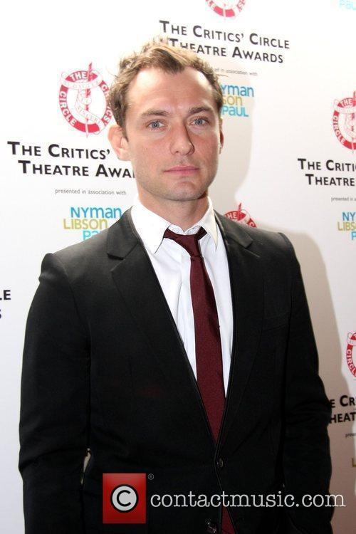 Jude Law 21st Annual Critics' Circle Theatre Awards...