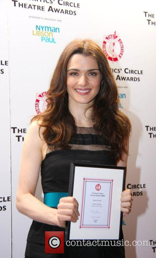 Rachel Weisz 21st Annual Critics' Circle Theatre Awards...