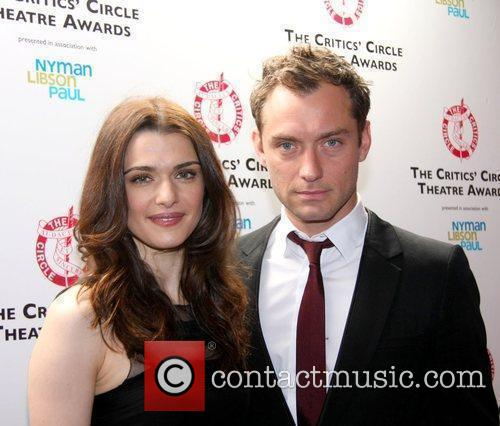 Rachel Weisz and Jude Law  21st Annual...