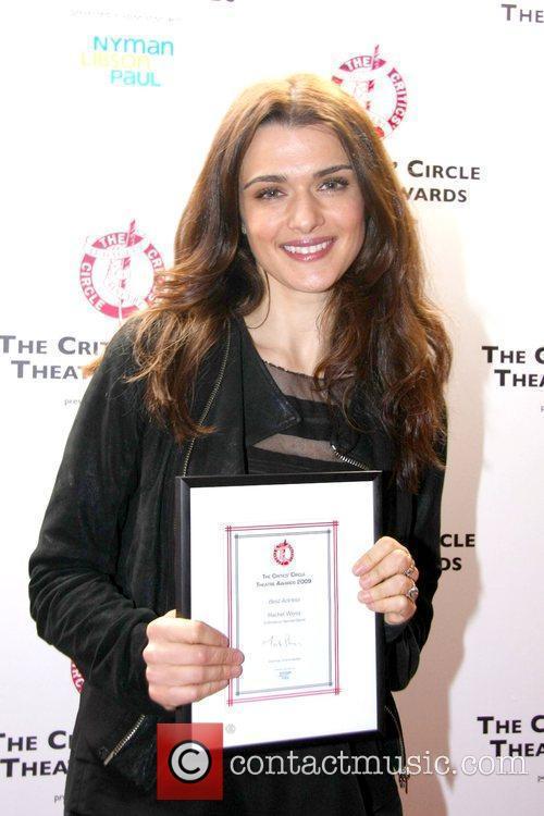 21st Annual Critics' Circle Theatre Awards at the...