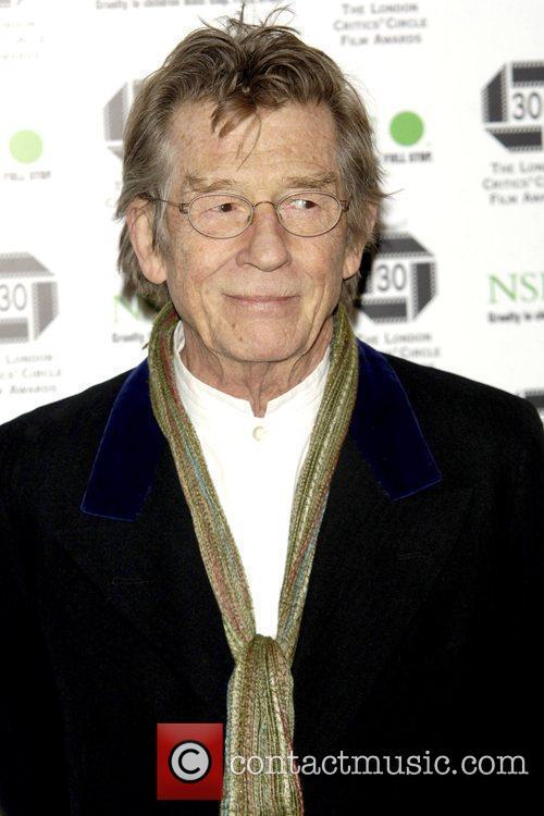 John Hurt The London Critics' Circle Film Awards...