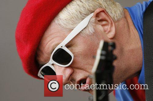 Captain Sensible of The Damned  Croydon Summer...