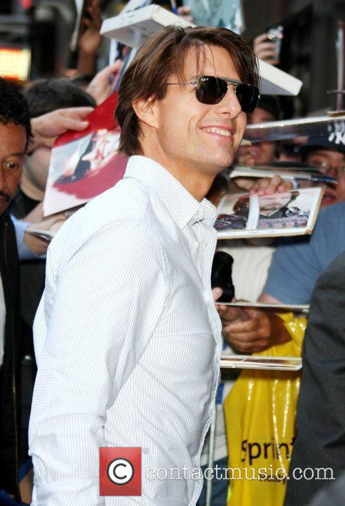 Tom Cruise, ABC, Good Morning America