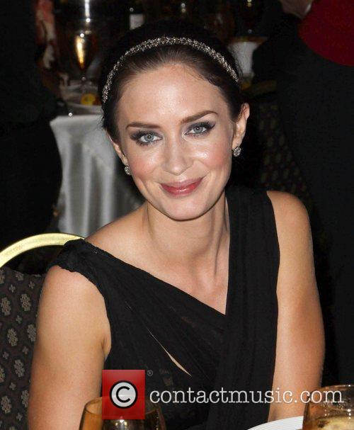 Emily Blunt The 2010 Crystal + Lucy Awards:...