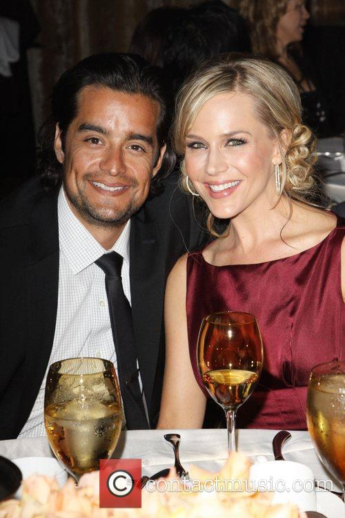 Julie Benz and Rich Orosco The 2010 Crystal...