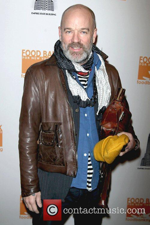 Michael Stipe and Mario Batali 2