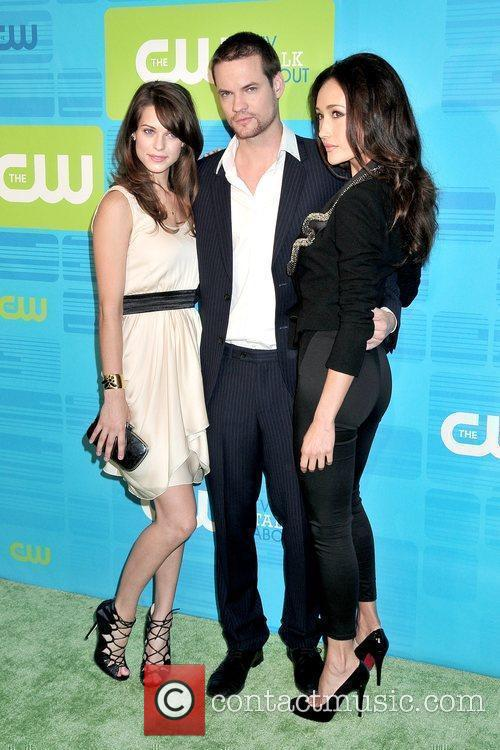 Lyndsy Fonseca, Shane West and Maggie Q 2010...