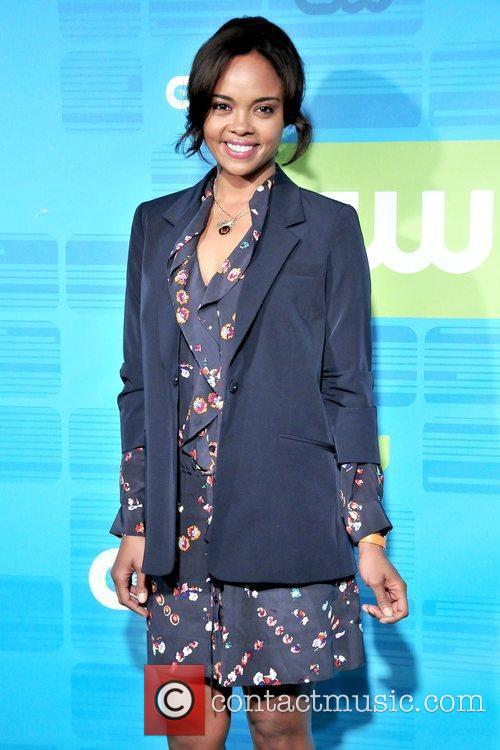Sharon Leal 2010 The CW Network UpFront at...