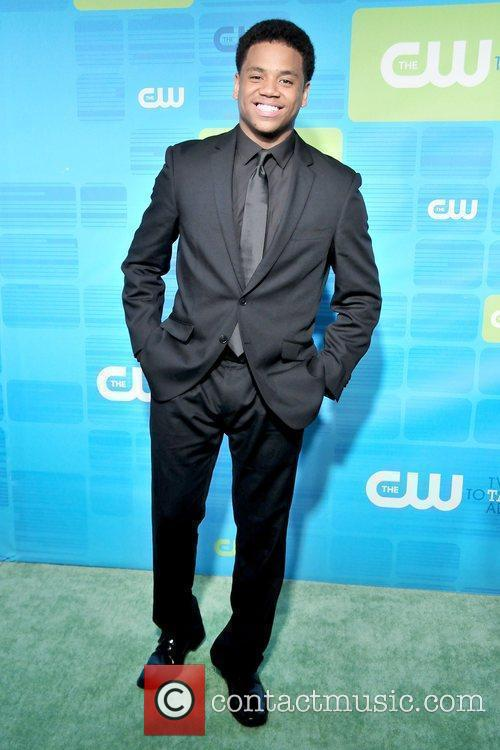 Tristan Wilds 2010 The CW Network UpFront at...